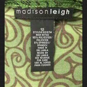 madison leigh Dresses - Madison Leigh Dress Lined Long Sleeve Size 12